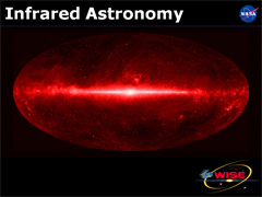 Infrared Astronomy powerpoint