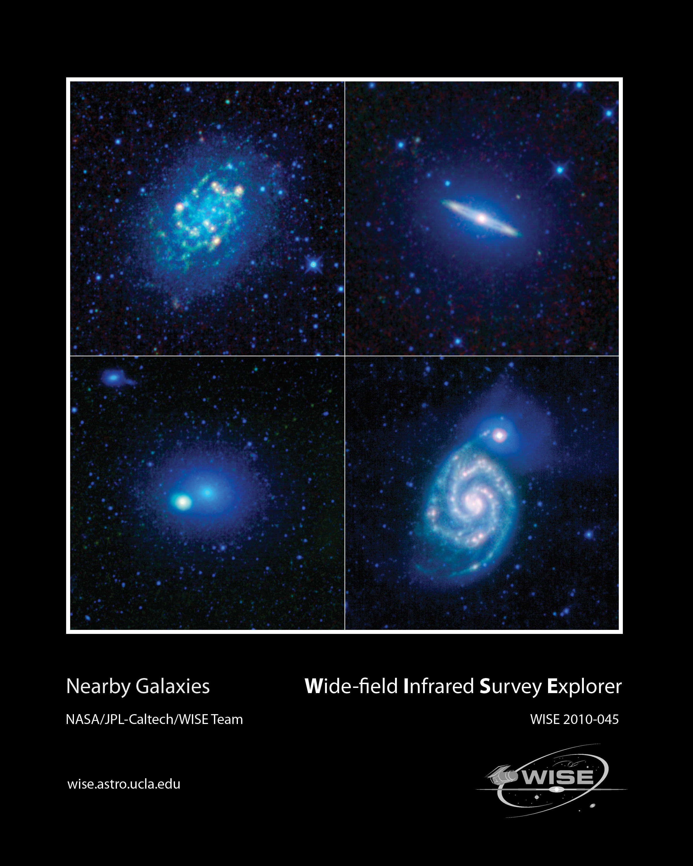 three shapes of galaxies - photo #6
