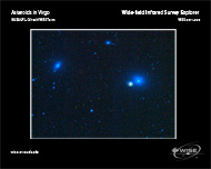 Asteroids in Virgo